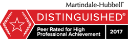 Distingushed Review Rated
